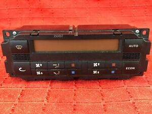 Ford Galaxy 2001-2006 automatic climatronic control unit
