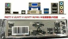 Original Equipment Manufacturer I//O Shield per ASUS P8H61-M LE//USB3 /& P8H61-M R2.0 Scheda Madre Piastra LE