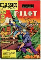 Classics Illustrated The Pilot #70, $0.15 - 3rd Ed. HRN 125, VG/FN