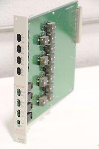 Western Multiplex 46800 T1 Monitor Card