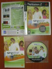 SingStar Pop (sin micrófonos) London Studio,PlayStation 2 PS2 PStwo,Pal-España