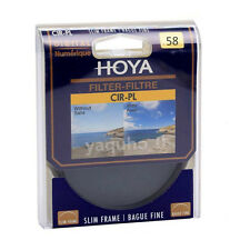 Hoya 58mm Circular Polarizing CIR-PL CPL FILTER for Canon Sony Nikon Lenses