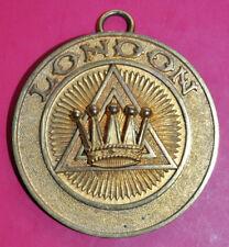Past London Grand Chapter Rank masonic collar jewel Royal Arch RA
