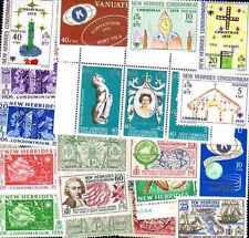 Nouvelle Hébrides et Vanuatu 200 timbres différents