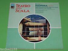 Bellini-Serafin-Callas Rossi Lemeni Stignani-norma-EMI ITALY LP