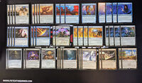 60 Card Deck - MONO BLUE ARTIFACTS - Ready to Play - Modern - Magic MTG FTG