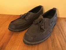 Size 10.5 TIMBERLAND  HERITAGE 6844A PREMIUM LEATHER BOAT SHOES