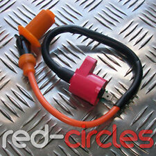 HONDA C50 C 50 PERFORMANCE IGNITION COIL HT LEAD AND PLUG CAP