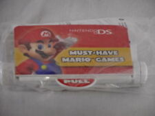 MARIO 3DS PULLDOWN SCROLL STORE ADVERTISEMENTS PROMO DISPLAYS [NEW]