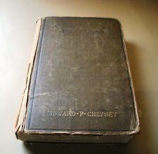 A SHORT HISTORY OF ENGLAND by Edward Cheyney (1904, Hardcover)  Pre-owned