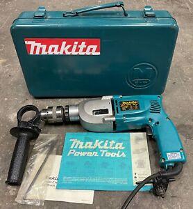 "Makita  3/4"" 2-Speed Hammer Drill HP2010N - 6 amp - Works Great"