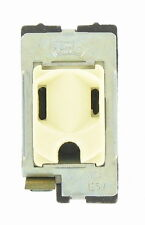 EAGLE DESPARD RECEPTACLE 15AMP 125VAC IVORY