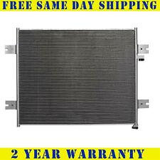 A/C Condenser For 2003-2008 Peterbilt 357 362 378 379 385 386 387 Free Shipping