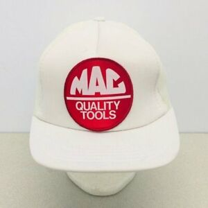 MAC Tools Men's Vintage Large Patch Truckers Hat