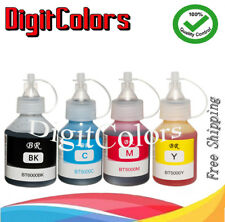 Full Set Refill ink DCP-T300 DCP-T500W T700W  BT5000Non OEM Brother