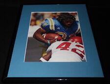 Maurice Jones Drew 2005 UCLA Framed 11x14 Photo Display