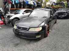 WRECKING TOYOTA ARISTO 2JZGTE BIG SINGLE TURBO