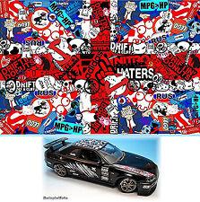 Pegatinas / Muestra De Superficie No.1 Union Jack Adhesivo 1:24