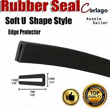 Push on Rubber Edge Trim Seal Vehicle Sealing Strip Without Needing Adhesive 3Ms