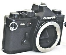 Olympus Black OM-2n 35mm SLR Film Camera Excellent No. 1011168