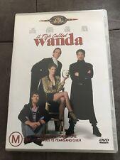 Movie DVD - A Fish Called Wanda - John Cleese - Great Watching
