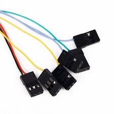 Silicona Suave 6 en 1 CC3D Controlador De Vuelo 8 Pines Conexión Receptor