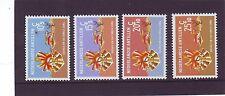 NA NVPH 396-99 Zomerzegels 1968 Postfris