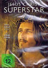 DVD NEU/OVP - Jesus Christ Superstar - Ted Neeley & Carl Anderson - OmU
