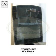 LAND ROVER ROOF GLASS LR3 EFT500160 LR056228 USED