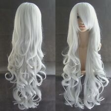 "32""/80cm Heat Resistant Long Curly Cosplay Wavy Wigs"