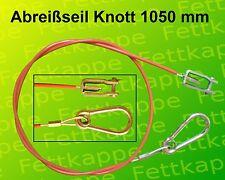 Abreißseil Knott 1050 mm lang - Knott Nr. 203202.001 - Reißleine Fangleine