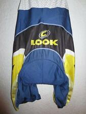 Combi Cuissard LOOK Carbon cycling short bleu 3 M