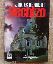 Hechizo, James Herbert, Editorial Plaza & Janes Éxitos, Primera edición, 1989