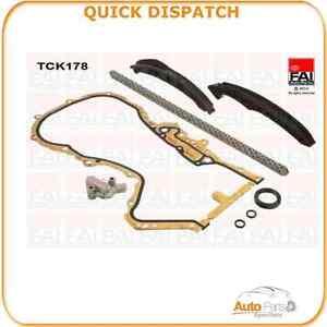 TIMING CHAIN KIT FOR VW GOLF 1.4 05/07-11/08 5081 TCK1782