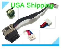 DC power jack cable harness for Dell Latitude E6430 QAL80  0DXR7Y DC30100HP00