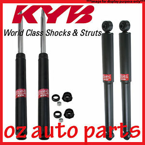 FRONT & REAR KYB SHOCK ABSORBER FOR DATSUN 120Y WAGON 3/1974-3/1979