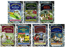 Commander Toad 1-7 in Space, Planet of Grapes ++by Jane Yolen (7 Paperbacks)