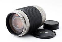 Nikon AF Nikkor 70-300mm f/4-5.6 G Zoom Lens Silver [Exc+++] From Japan [131]