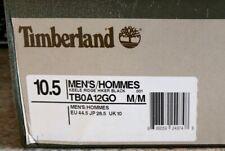 Timberland Keele Ridge Hiker Black Leather Mens Boot Shoes TB0A12GO 10.5 USA