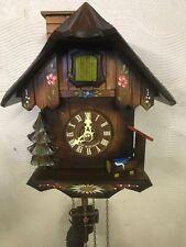 German Chimney Sweep Cuckoo Clock