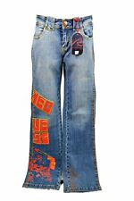 REQUEST Women's Jeans Straight Leg SZ 29 Sand Wash Style 91097 NWT