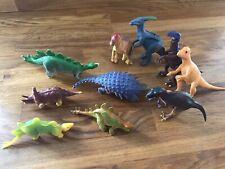 9 Toy Dinosaur Figures