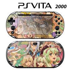 Vinyl Decal Skin Sticker for Sony PS Vita Slim 2000 Rune Factory
