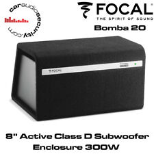 "Focal Bomba BP20 - 8"" Active Subwoofer Boîtier 300 W Class D Subwoofer & amp"