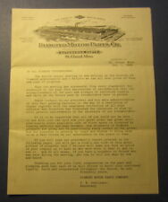 1928 DIAMOND MOTOR PARTS Letterhead - Stockholder Advertising - ST CLOUD MINN.