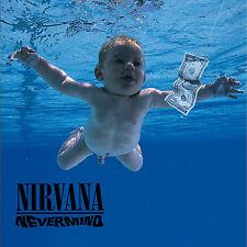 Nirvana NEVERMIND 180g PALLAS Remastered SMELLS LIKE TEEN SPIRIT New Vinyl LP