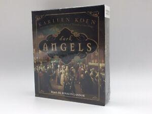 DARK ANGELS by Karleen Koen 8 CD Unabridged Audiobook - SEALED