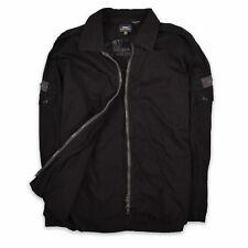 G-Star Herren Jacke Jacket Gr.XL (wie L) Blanton Shirt Vintage Schwarz 103408