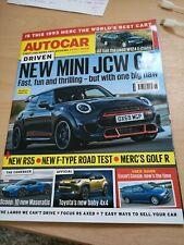Auto Car magazine 29 April 2020