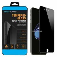 For Apple iPhone SE (2020)/SE 2 Privacy Anti-Spy Tempered Glass Screen Protector